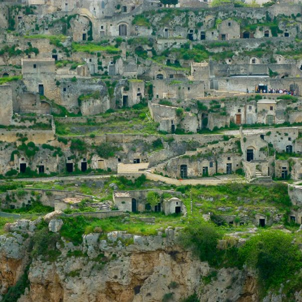 Walking tour SELF guided from Matera to Otranto