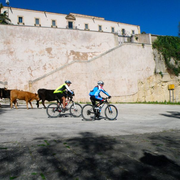 Sicily bike tours and cycling vacation