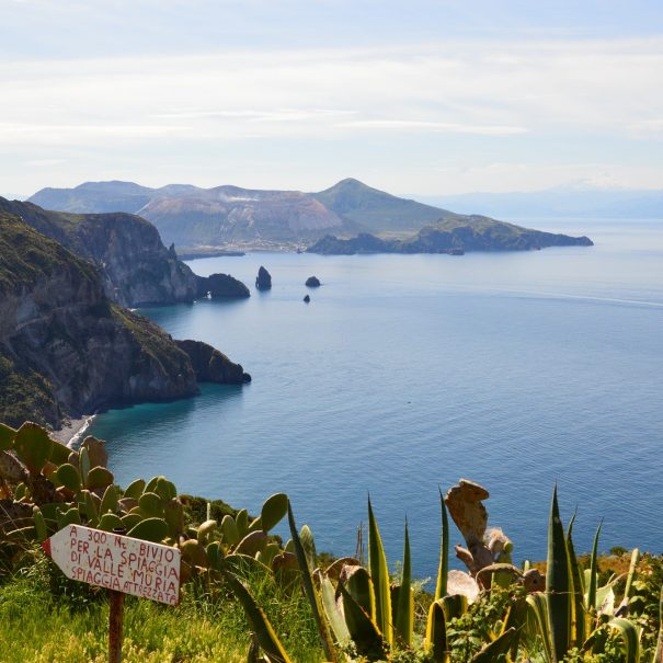 Aeolian islands of Sicily italy luxury Sailing vacation