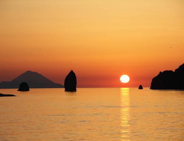 Salina Aeolian island private charter and sailing holidays