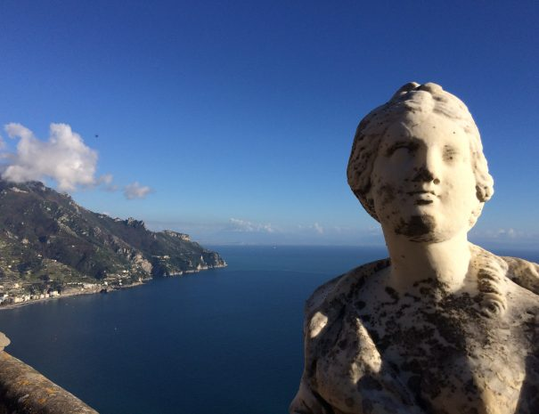 Amalfi coast and Capri luxury walking tour
